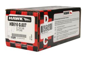Hawk DTC-60 Front Brake Pads - Lexus IS F 2008-2014