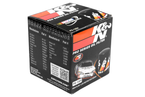 K&N Pro-Series Oil Filter PS-1004 - Subaru/Scion Models (inc. 2013-2016 Scion FR-S / 2013+ Subaru BRZ)