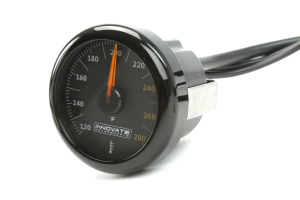 Innovate Motorsports MTX Analog Fluid Temp Gauge Kit ( Part Number:INN 3861)