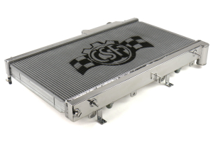 CSF Racing Radiator w/ Built-in Oil Cooler (Part Number: )