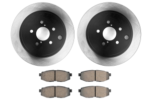 Stoptech Preferred Axle Pack Rear (Part Number: )
