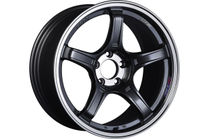 SSR GTX03 5x114.3 Black Graphite - Universal