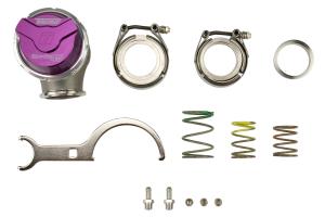 Turbosmart WG45 GenV Hyper-Gate 45mm 14psi Purple - Universal