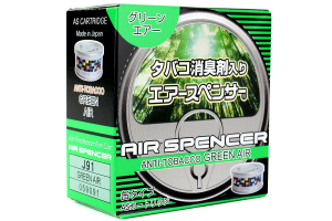 Eikosha Air Spencer AS Cartridge Anti-Tobacco Green Air Air Freshener (Part Number: )