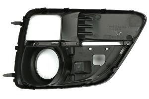 STI JDM Front Fog Light Bezel Covers (Part Number: )