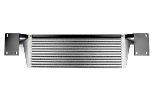 PERRIN Front Mount Intercooler Kit Black Piping / Silver Core (Part Number: )