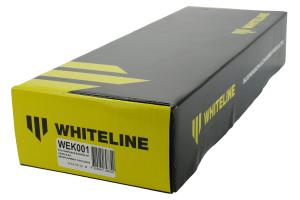 Whiteline Front Essentials Bushing Kit - Scion FR-S 2013-2016 / Subaru BRZ 2013+ / Toyota 86 2017+