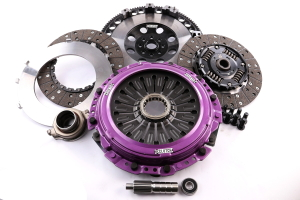 Xclutch 9in Twin Sprung Organic Clutch Kit - Subaru STI 2004 - 2020