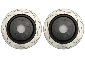 DBA 4000 Series Slotted Rotor Pair Rear ( Part Number:DBA 42165SG)