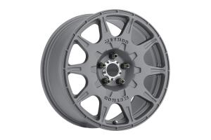 Method Race Wheels MR502 Rally 17x8 5x114 +38 Titanium - Universal
