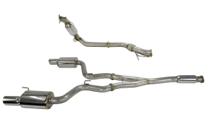 COBB Tuning Turbo Back Exhaust System ( Part Number: 5M2300)