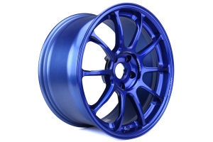 Volk ZE40 18x9.5 +38 5x114 Hyper Blue (Part Number: )