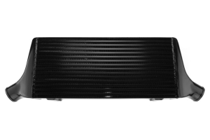 Process West Front Mount Intercooler Kit Black (Part Number: )