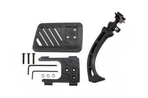 Dialed Mounts Defroster Vent Mount - Subaru Models (inc. WRX / STI 2015+)