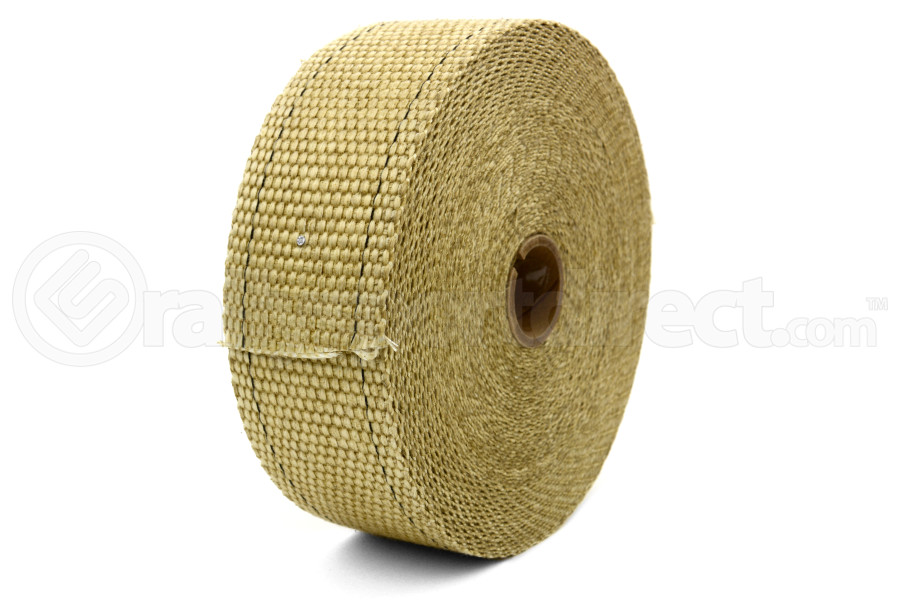 DEI Tan Exhaust / Header Wrap 2in x 50ft (Part Number:010102)