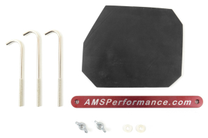 AMS Small Battery Tie Down Red ( Part Number: AMS.03.15.0102-1)