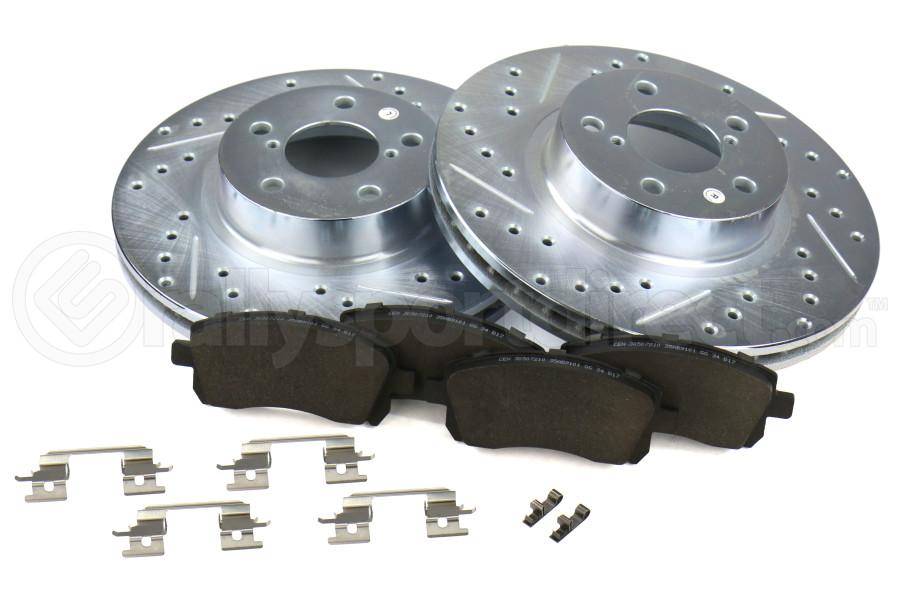 Stoptech Select Sport Brake Kit Front - Subaru Models (inc. 1998-2001 Impreza 2.5RS)