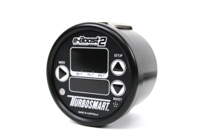 Turbosmart e-Boost2 60psi 60mm Sleeper (Black Face Black Bezel) (Part Number: )