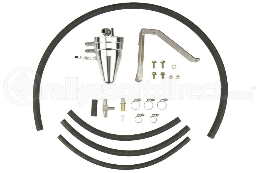 Killer B MotorSport FMIC Air Oil Separator Complete Kit - Subaru WRX 2015+
