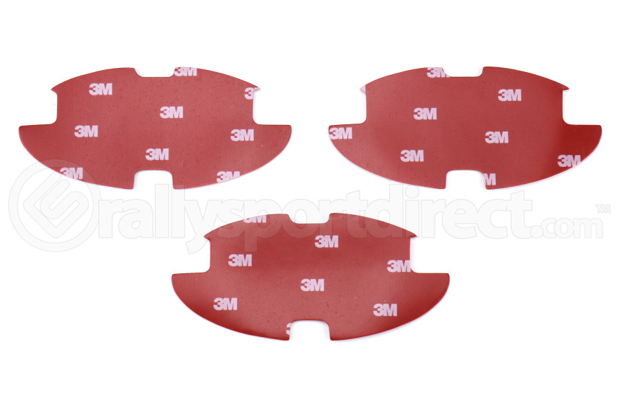 OLM 3M Pack for Front Grille Emblem (3pc) - Universal