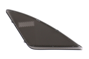 OLM Sidemarker Pair Dark Smoke - Subaru WRX / STI 2015 - 2017 (2018+ w/ Halogen Lamps)