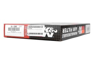 K&N High Flow Air Filter (Part Number: )
