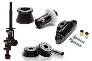 COBB Tuning Stage 2 Drivetrain Package w/ White / Black Lockout  - Subaru STI 2004 - 2020