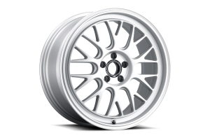 fifteen52 Holeshot RSR 19x9.5 +45 5x120 Radiant Silver - Universal