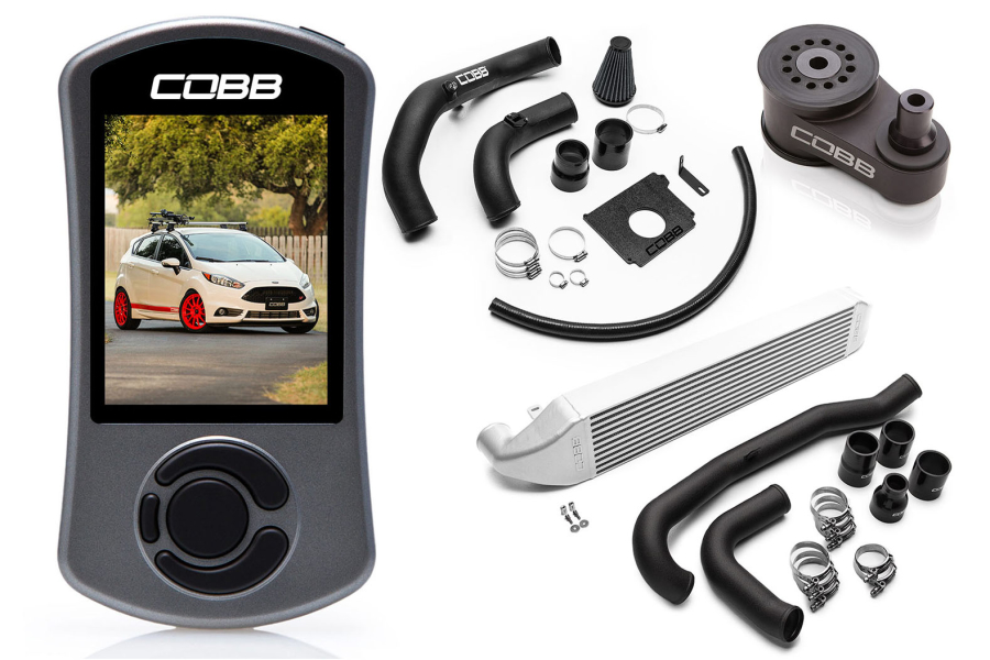COBB Tuning Stage 2 Power Package - Ford Fiesta ST 2014-2017