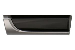 Subaru OEM Dash Trim Driver Piano Black / Silver - Subaru Models (inc. 2015+ WRX/STI / 2013+ Crosstrek )