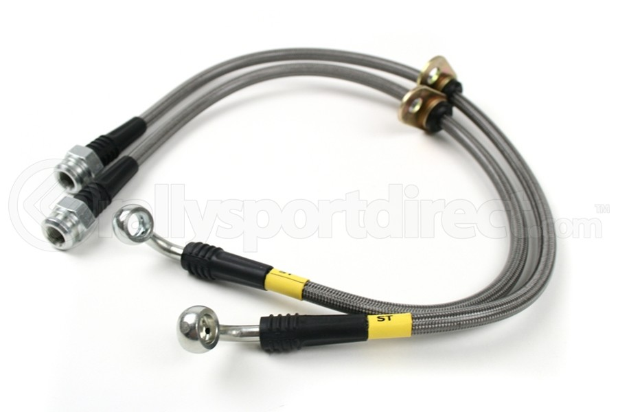 Stoptech Stainless Steel Brake Lines Front (Part Number:950.61003)