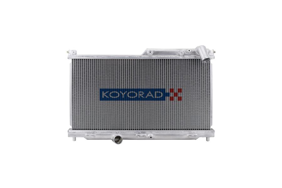 Koyo Aluminum Racing Radiator Manual Transmission - Mazda RX-7 1993-1995
