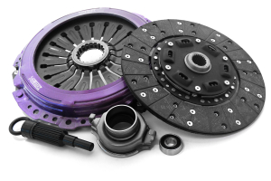 XClutch Sprung Organic Stage 1 Clutch Kit w/ Steel Backed Facing - Subaru STI 2004 - 2013