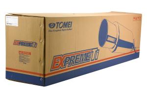 Tomei Expreme Ti Titanium Catback Exhaust Type 60R ( Part Number:TOM 440020)