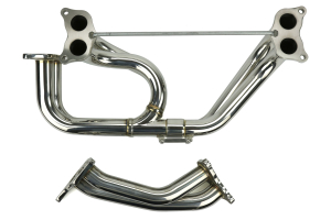 Tomei Expreme Twin Scroll Exhaust Manifold Large Piping JDM ( Part Number:TOM 414001)