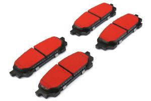 Stoptech PQ Pro Brake Pads Rear - Subaru Models (inc. 2003-2005 WRX / 2003-2008 Forester)