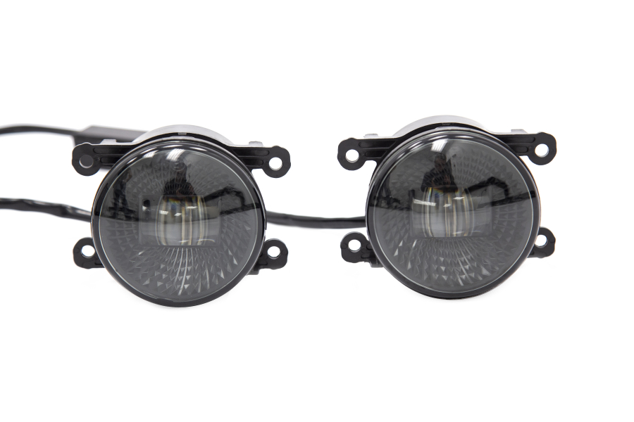 OLM Midnight Edition LED Fog Lights - Subaru Models (inc. 2015-2019 WRX / 2015-2017 STI)