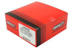 Manley Performance Valve Spring, Retainer and Lock Kit (Part Number: )
