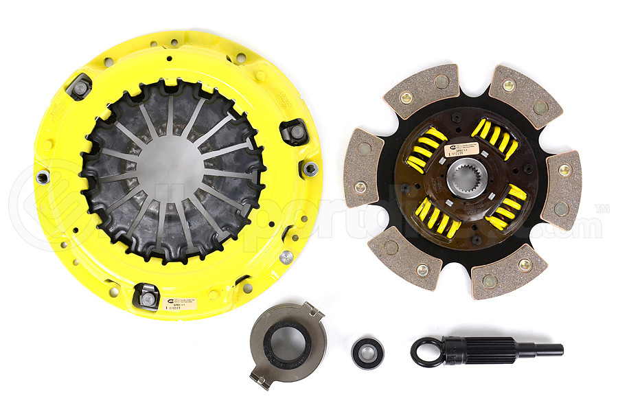 ACT Heavy Duty 6-Puck Disc Clutch Kit (Part Number:SB5-HDG6)