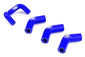 Samco Ancillary Hose Kit Blue - Subaru WRX/STi 2006-2007