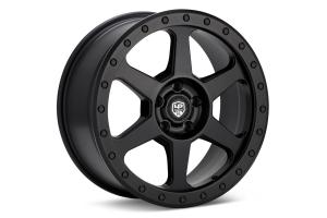 LP Aventure LP3 Wheel 17X8 +45 5x114.3 Matte Black - Universal