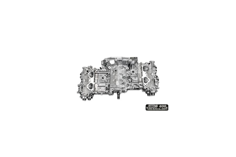 IAG 600 EJ25 Long Block Engine w/ Stage 2 D25 Heads - Subaru Models (inc. WRX 2006 - 2014)