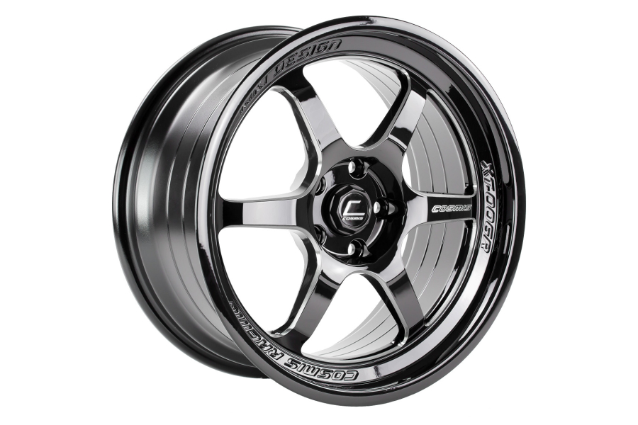 Cosmis Racing XT006R 18x9 +30 5x114.3 BMS - Universal