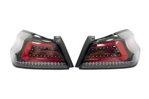 SubiSpeed USDM TR Style Sequential Tail Lights - Subaru WRX / STI 2015+
