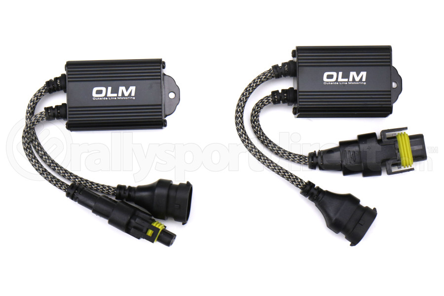 OLM Canbus Decoder H8 / H9 / H11 / H16 - Universal
