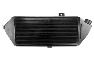GrimmSpeed Top Mount Intercooler Black - Subaru Legacy GT 2005-2009