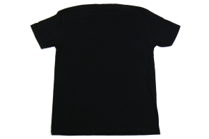 RallySport Direct Stripes Black Premium T-Shirt Large (Part Number: )