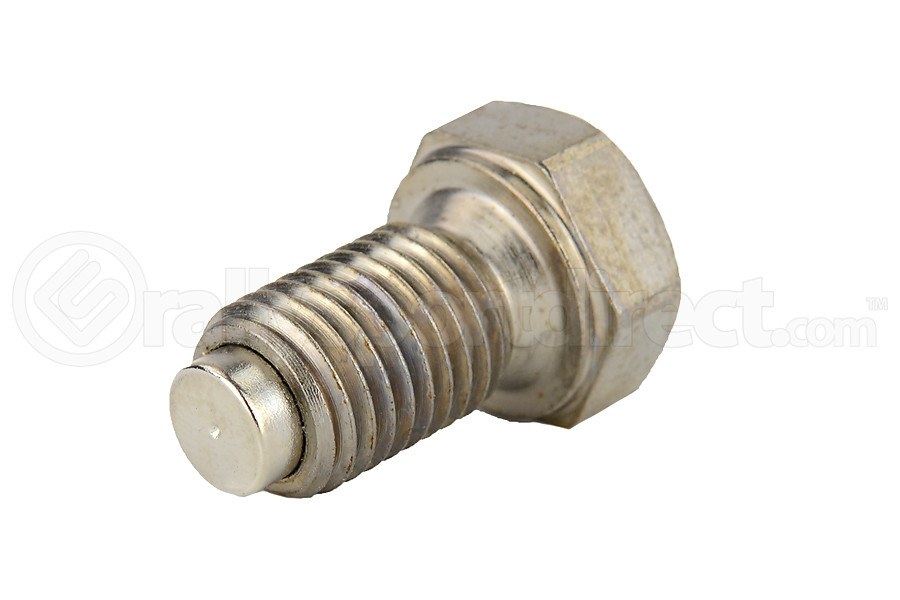 Dimple Magnetic Oil Drain Plug M12x1.50 - Universal