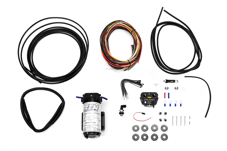 aem water methanol injection kit v2 up to 35psi wout tank