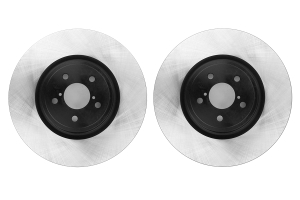 Centric Premium Brake Rotor Pair Front (Part Number: )
